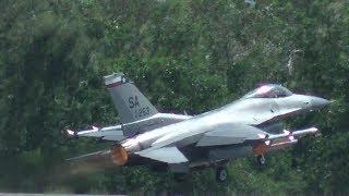 Download lagu TJSJ Spotting Texas F 16s Departures MP3
