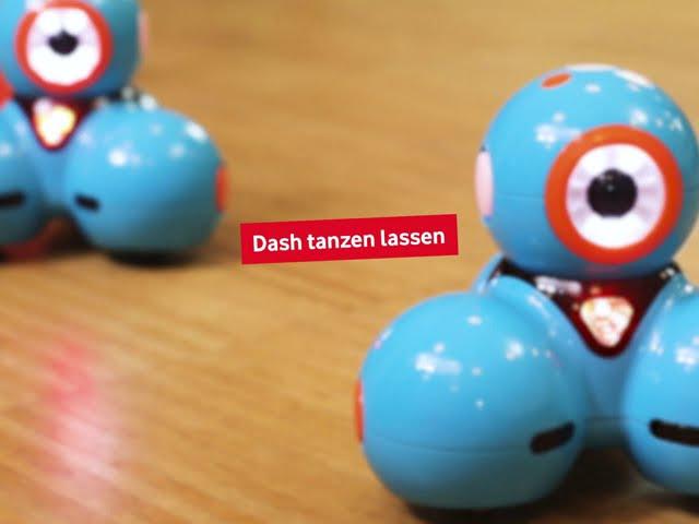 Dash - Den Roboter tanzen lassen