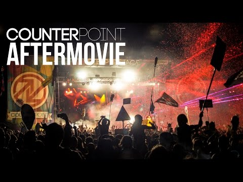 Counterpoint Music Festival 2015 AFTERMOVIE