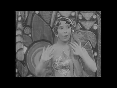 Variety Act Dancer On Stage Early 1930s 1930 1939 Youtube