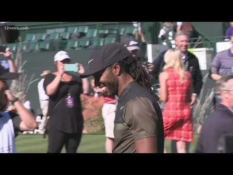 Larry Fitzgerald hits hole-in-one while playing with former President Barack  Obama 62844c44c