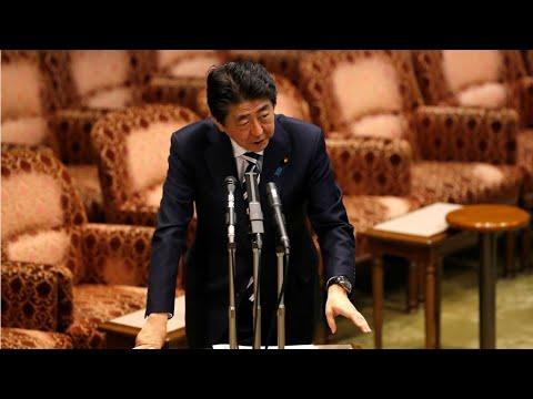 Los japoneses pierden confianza en Shinzo Abe tras escándalo de nepotismo