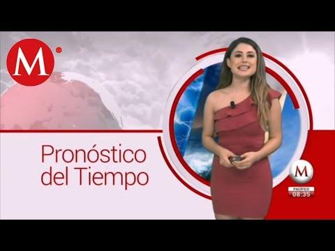 El clima para hoy 07 de diciembre, con Cecilia Salamanca