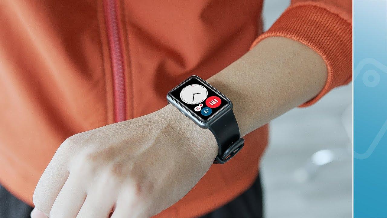 Huawei Watch Fit Review: Chiếc smartwatch đúng chuẩn đây rồi!