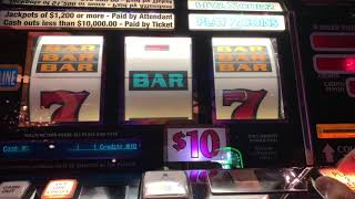 Triple Double Diamond 💎💎💎 - 5 Times Pay - High Limit Slot Play