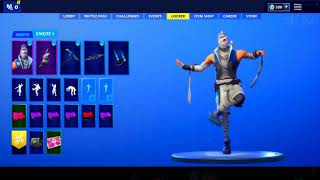"NEW SKINS ""KENJI AND KUNO"" MORE NEW BAILES IN FORTNITE SEASON 8"