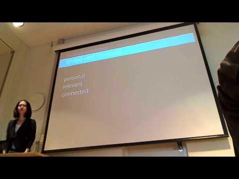 Windows Phone: The Metro Design Language part 3/4