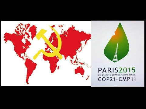 The COP21 Climate Summit: One Giant Leap for Global Communism