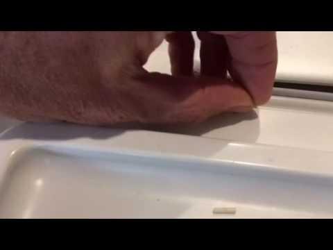 Engel Portable Fridge Lid Gasket Seal Replacement