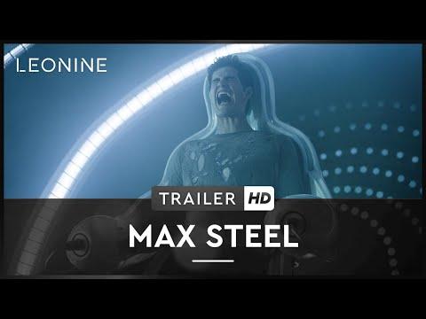 Max Steel - Trailer (deutsch/german; FSK 12)
