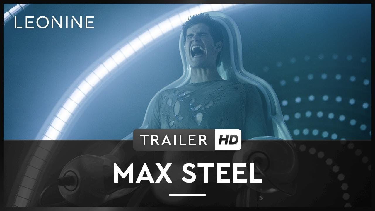 Max Steel Deutsch