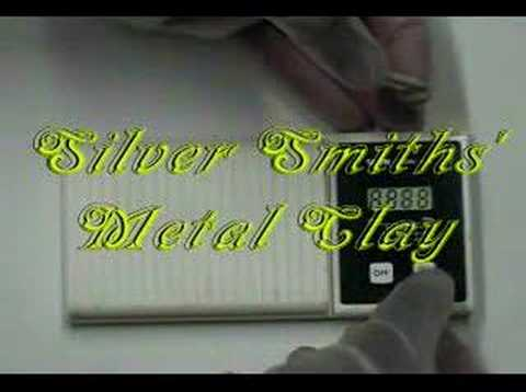 Silver Smiths'  Metal Clay Powder