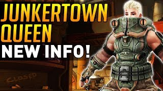 Overwatch   JUNKERTOWN QUEEN CONFIRMED (Blizzard Response)