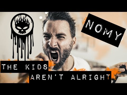 The Offspring - The Kids Aren't alright (punk rock cover by Nomy) mp3