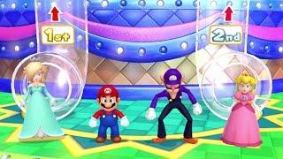 Mario Party 10 - Minigame Tournament (4 Players)