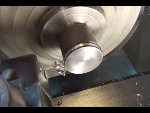 Parting on the Lathe