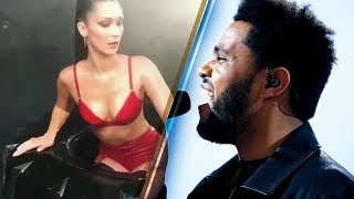 Bella Hadid's Sexy New Photos Have Fans Calling The Weeknd a FOOL