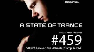 ASOT 459 RIP - STERiO & eleven.five - Planets (Cramp Remix)
