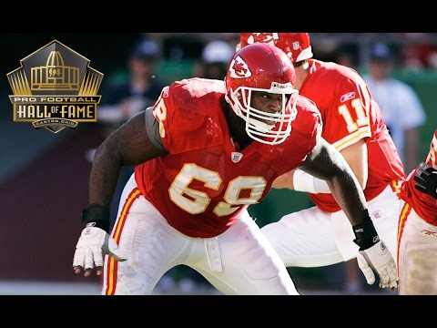 Will Shields 2015 Pro Football Hall of Fame profile
