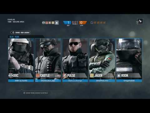 RAINBOW SIX SEIGE | Ranked or Under classed!?
