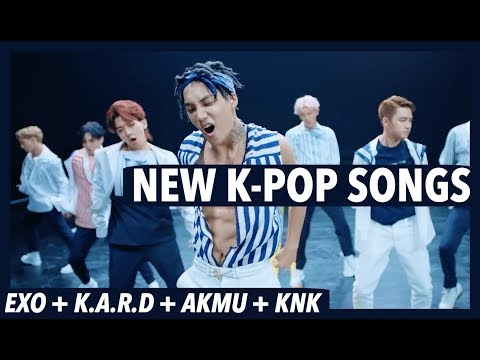 NEW K-POP SONGS - JULY 2017 (WEEK 4) ft. EXO, K.A.R.D, AKMU, KNK & more!