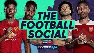LIVE - Advantage Liverpool as Man City LOSE to Newcastle #TheFootballSocial