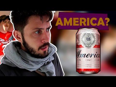 Ambev | Dominação | Budweiser vira AMERICA - Beer is Cool #4