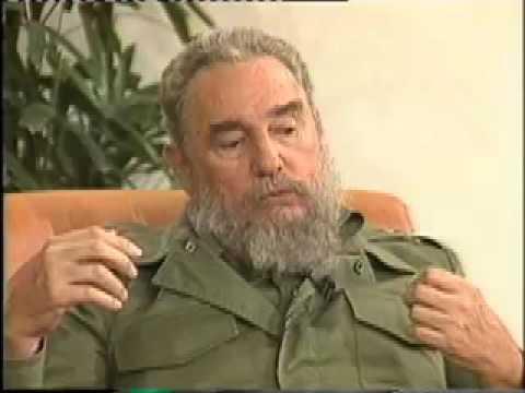 Saeed Naqvi's rare interview of Castro
