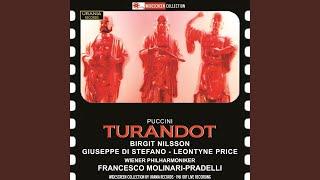 Turandot: Act III: Principessa di morte! (Calaf)