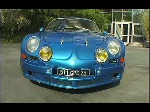 alpine renault a110 test essai reportage fr 2000 youtube. Black Bedroom Furniture Sets. Home Design Ideas