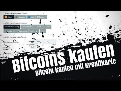 💿 Bitcoins kaufen mit Bitpanda /  Bitcoin kaufen mit Kreditkarte