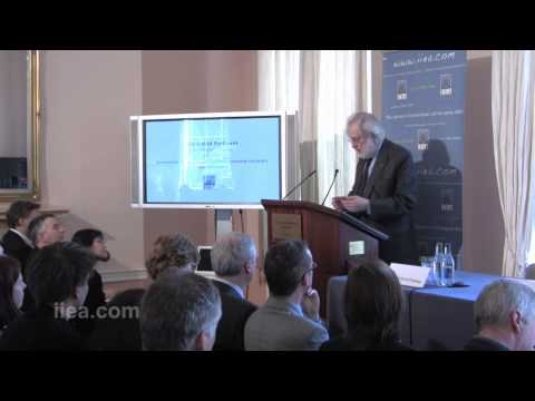 Lord David Puttnam on Connected, Inclusive and Creative: towards Ireland's Digital Future