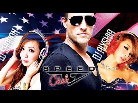 Speed Club DJ Alyshia DJ Sharon Niels Van Gogh Xenobots - CpClub.tv