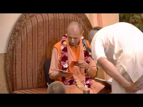 Шримад Бхагаватам 4.21.16-20 - Бхакти Ананта Кришна Госвами
