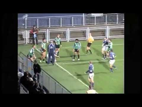 Michael Keating Rugby Highlights I Axial Productions