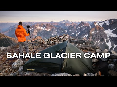 A Night on the Mountain - North Cascades