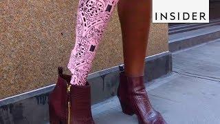 Custom Designed Prosthetic Leg Covers thumbnail