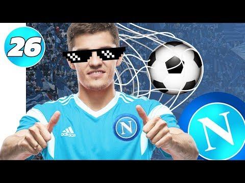 MILAGRE! ZOBNIN FINALMENTE METEU GOL! 😎 | FIFA 19 - Modo Carreira Napoli #26