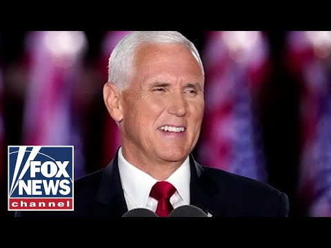 Live: Pence hosts