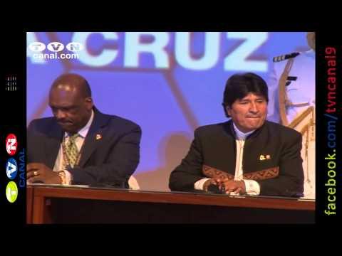 En Bolivia inauguraron Cumbre Internacional G77+China.
