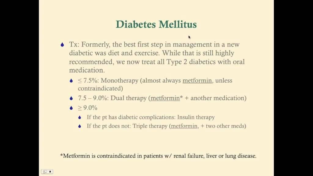 Diabetes Mellitus - CRASH! Medical Review Series