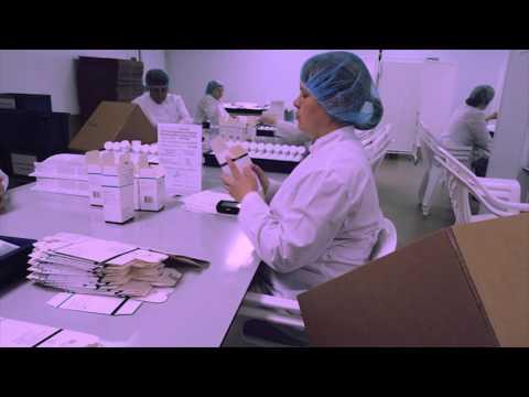 Система маркировки лекарственных препаратов на производстве