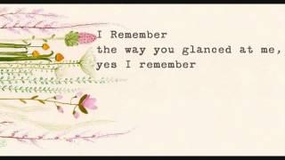 Mocca - I remember (lirik ) Mp3