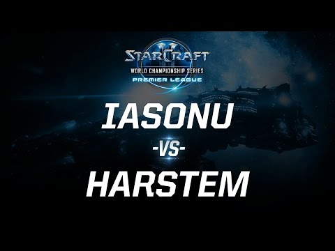 #39 Harstem vs #54 iAsonu