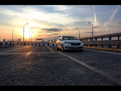 Тест-драйв Skoda Octavia 2017 1.8 180