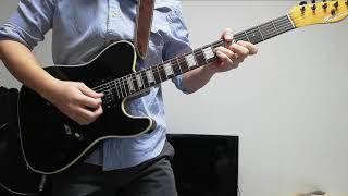 【ギター】ソラノネ 弾いてみた【アニソン】荒野のコトブキ飛行隊 OP