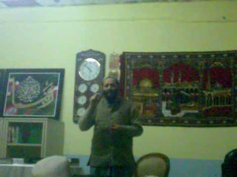 Tahir Mahmood, (MCS) presedent of AIM Lumezzane Milad UN Nabi in Italia 2010