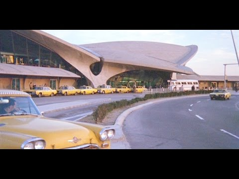 Airports 1960s HD - Stock Footage