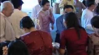 lu min khin sabe oo wedding part 1 wmv
