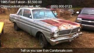 1965 Ford Falcon  for sale in Nationwide, NC 27603 at Classi #VNclassics